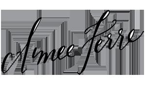 AimeeFerreSignature vector-tiny