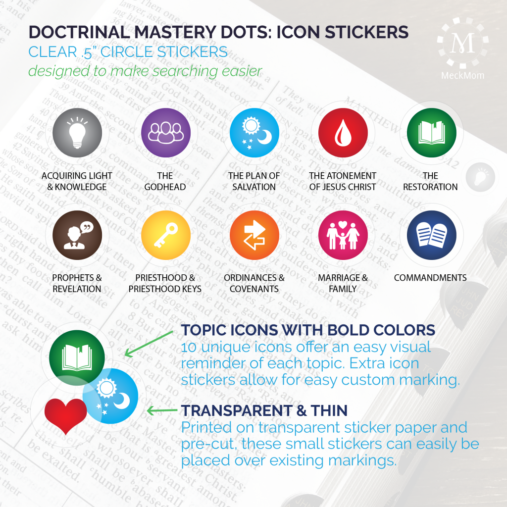 MeckMom Doctrinal Mastery MARGIN DOTS MULTI SAMPLE PIC-01