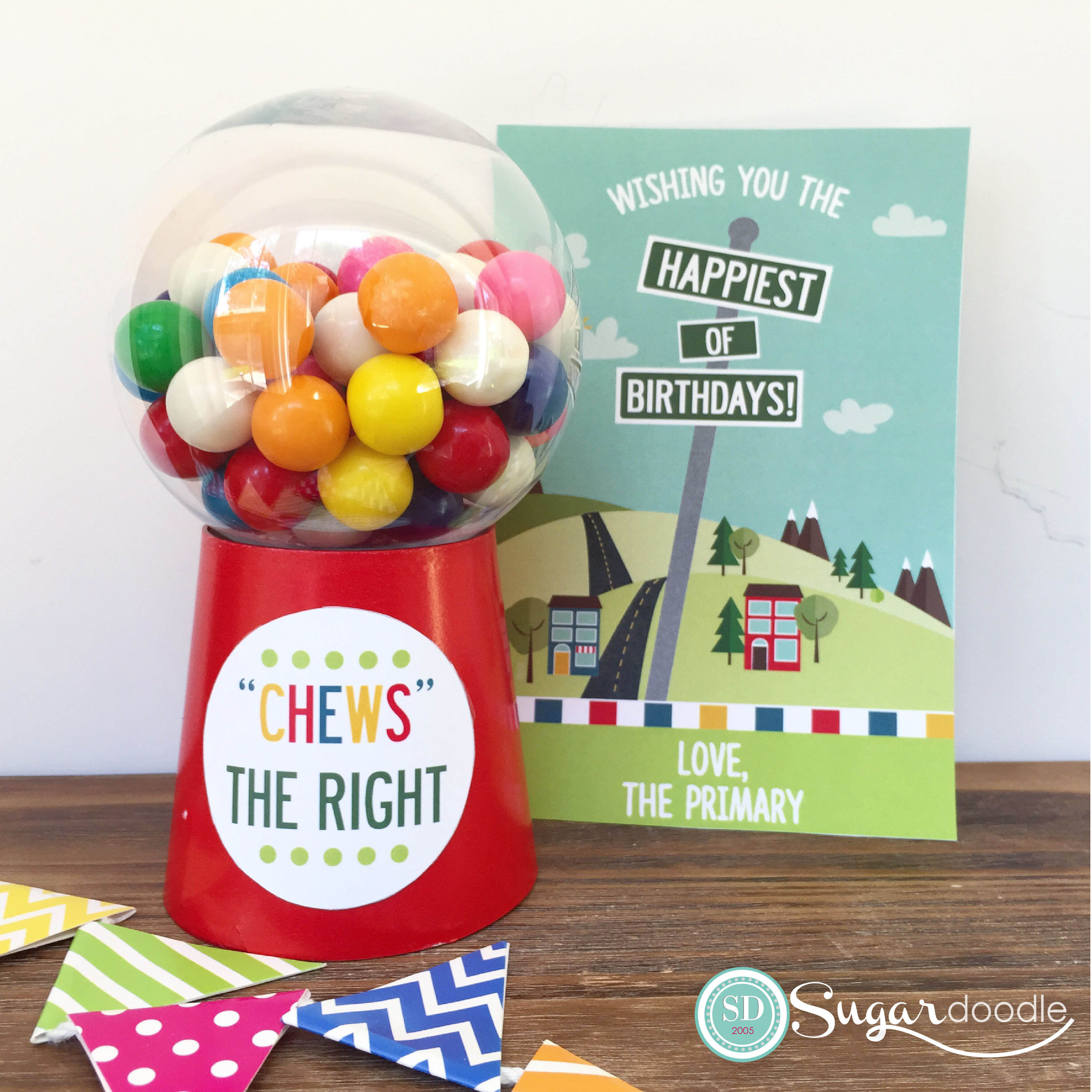 2017 Primary Birthday And Gift Ideas Sugardoodle Net