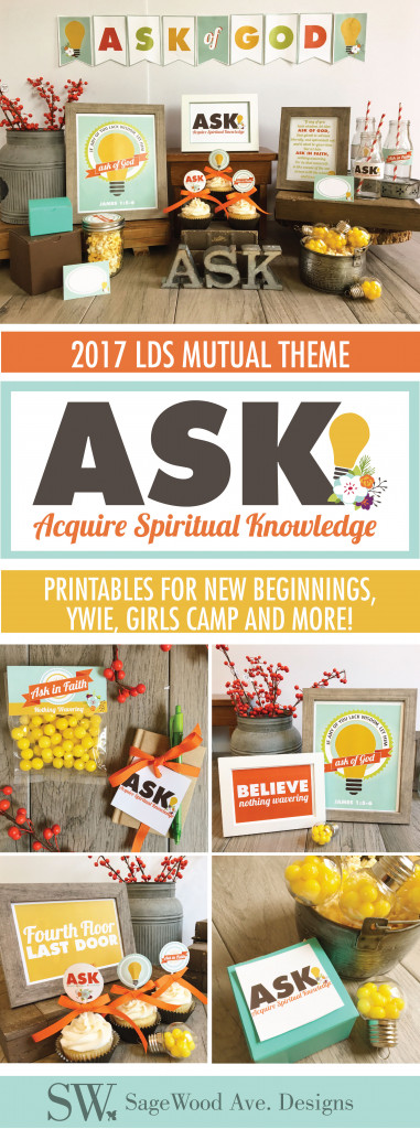 2017 LDS Mutual Theme